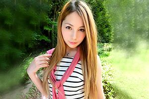 170cm・美尻・無毛、三拍子揃ったロシアンハーフモデルがこちら☆ 彩城りんか