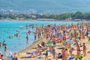 Лето в Геленджике