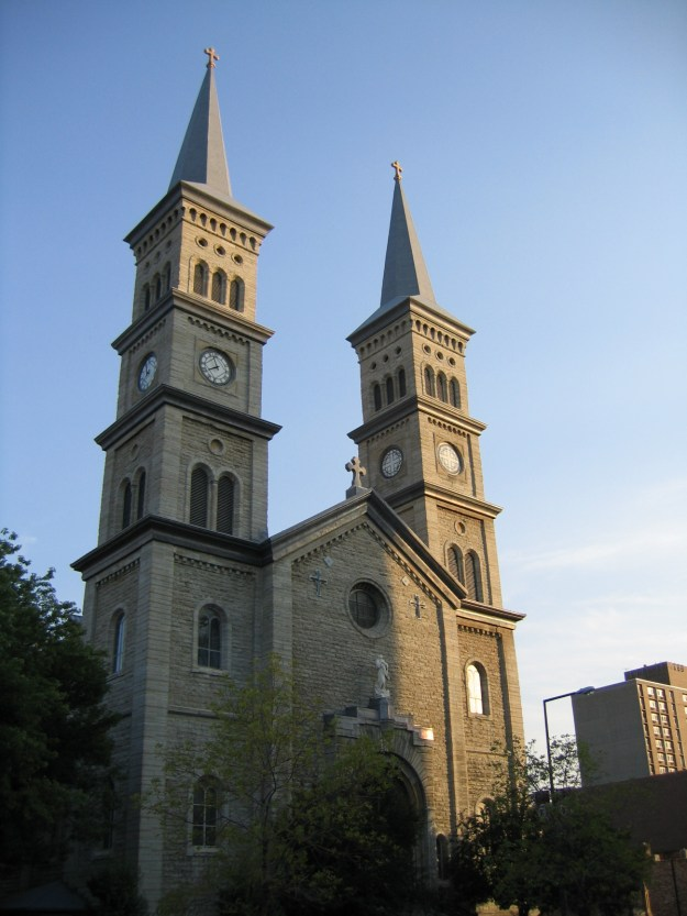 Church of the Assumption, Saint Paul