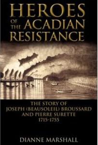 Book_Heroes of the Acadian Resistance