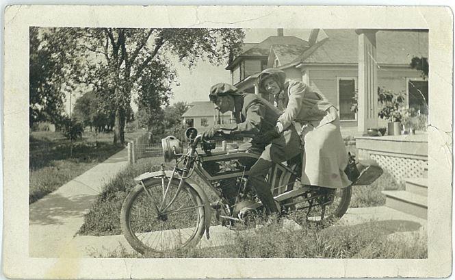 William and Cathryn Ernstmann Watson m 1915
