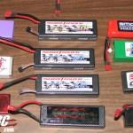 1 Lipo Batteries