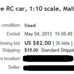 Ebay Gen Lee Auction 6