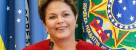Dilma Rousseff rélue en 2014