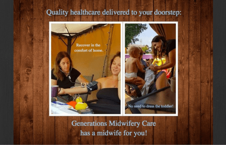 Healthcare at Home: the First Week Postpartum