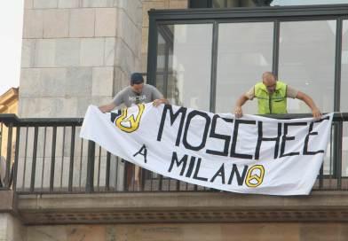 A Milano nessuna moschea!