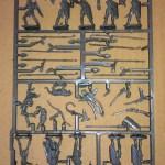 Matriz del Elf Spearmen Command.