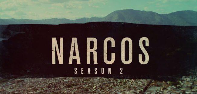 Narcos : Nouvelle bande annonce explosive pour la Saison 2 !