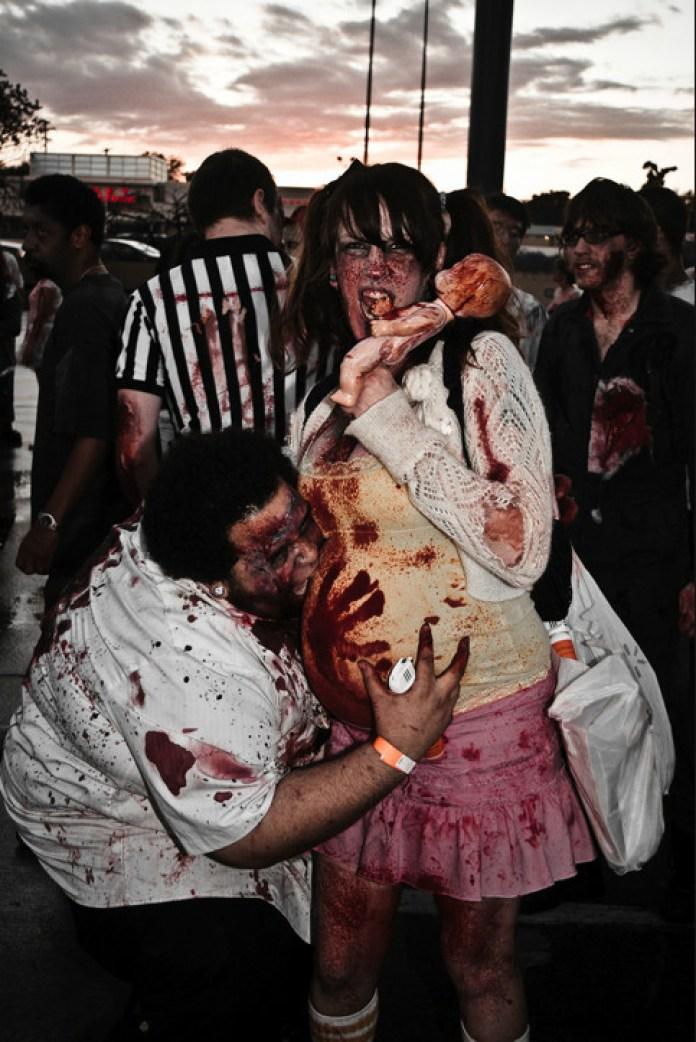 Halloween Costume Ideas - Pregnant Zombies Photos | Funny U0026 Bizarre - Geniusbeauty
