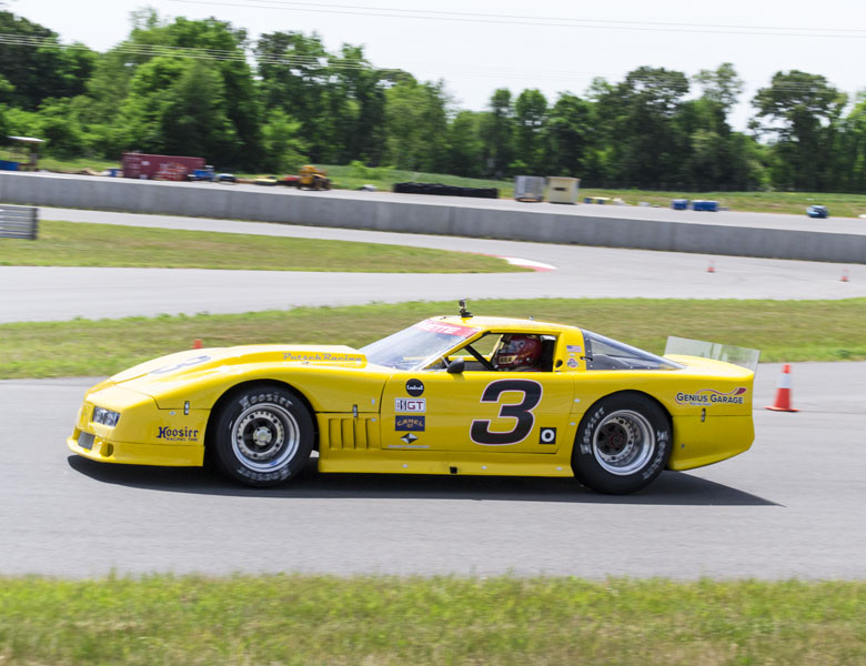 What a great place to test the Genius Garage Corvette! Thank you, NCM Motorsports Park!