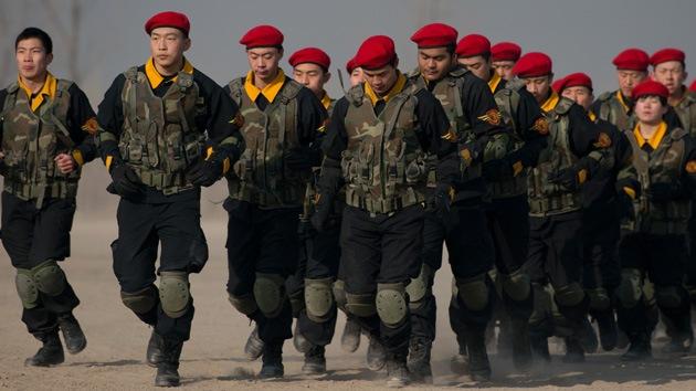 SoldadosChina