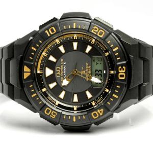 シチズンQ&Qソーラー電波アナログ時計
