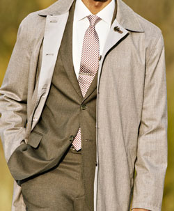 Wool Suit by J Hilburn