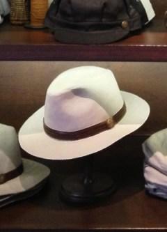 Panama Hat Goorin Brothers Nashville