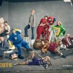 Netflix Sunday: Mascots