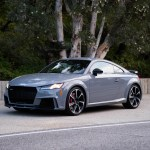 Fall Roadtrip: The Audi TTRS