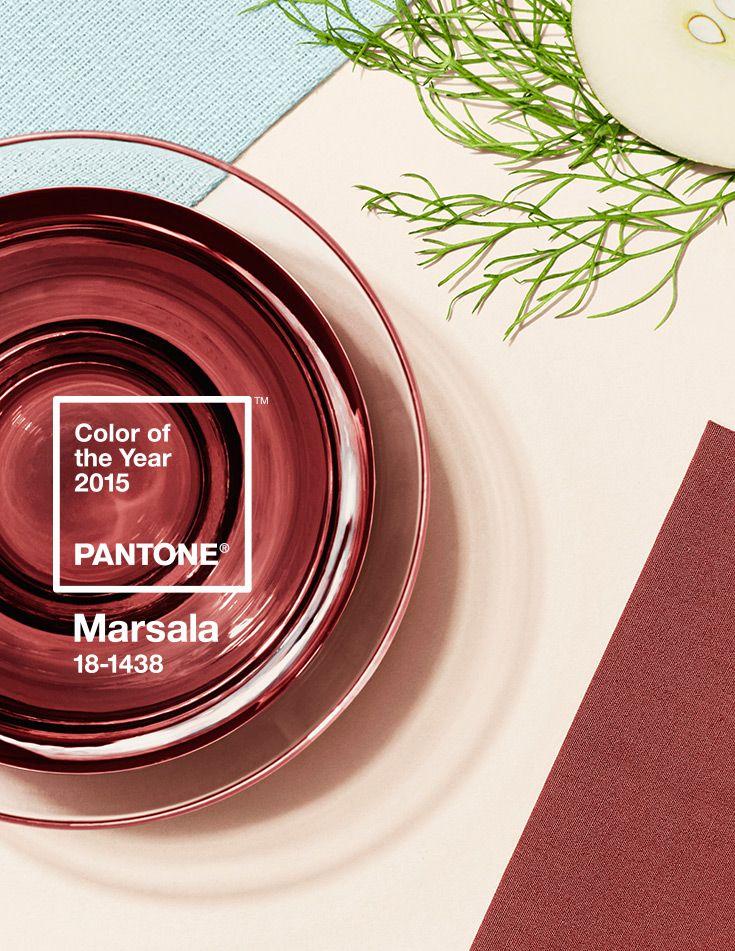 pantone farbe des jahres 2015 marsala genussgeeks. Black Bedroom Furniture Sets. Home Design Ideas