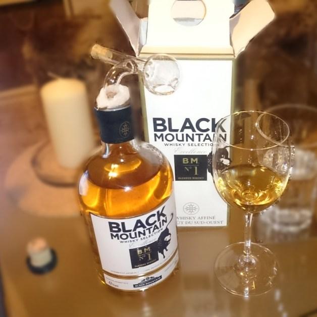 Whisky: Black Mountain №1