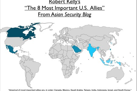 Map Of The Allies - Allies us map