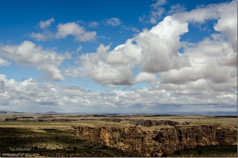 Marble Canyon SR89A East Arizona