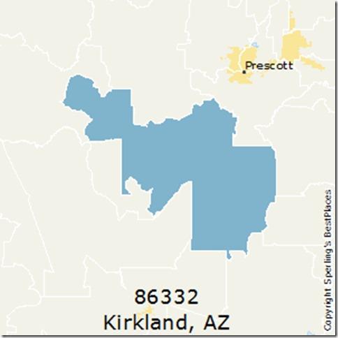 AZ_Kirkland_86332 map