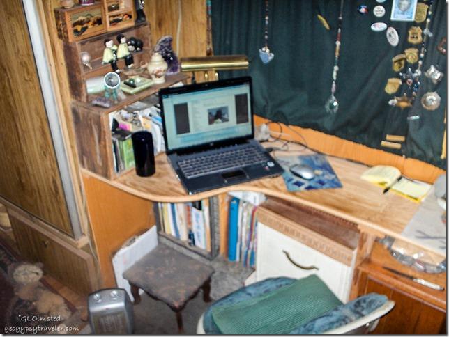 5th-wheel desk Yarnell Arizona
