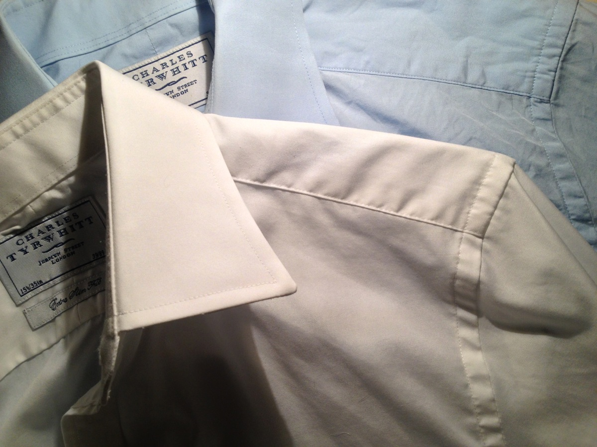 "The ""No-Iron"" and ""Easy-Iron"" Dress Shirt Problem"