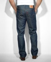 Levi's Shrink-to-Fit 501s