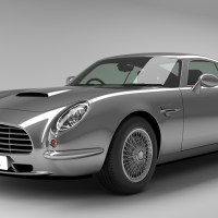 The Speedback GT from David Brown Automotive