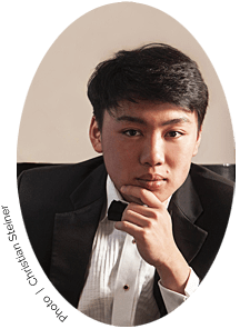 Concert Pianist George Li