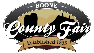 Boone County fair logo