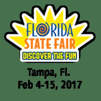 Tampa fair dates