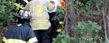 Georgetown Fire Department Responds to Single-Car Crash on Route 95