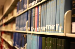 Georgetown's library system also has lots of textbooks. The problem is: can you get to them first? File photo: Georgetown Voice