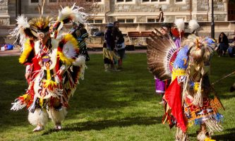 NASC Pow Wow seeks to spread appreciation of Native culture
