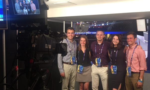 Hoyas reflect on convention experiences