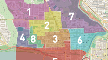 The Eight SMDs of ANC2E. From OpenStreetMap Contributors and Jake Glass.