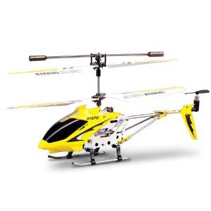 Model RC Helecopter review: Syma 2nd Edition S107