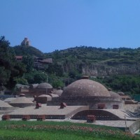 About Sights - Abanotubani Sulphur Baths
