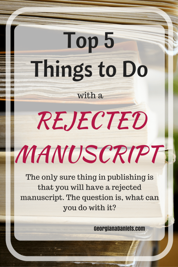 Question about publishing and manuscript?