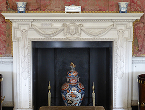 Chimneypiece, Red Drawing Room, Castletown House