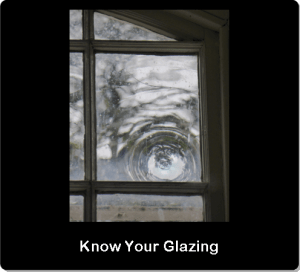Know Your Glazing