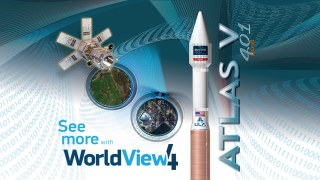 Atlas V WorldView Launch Broadcast Replay
