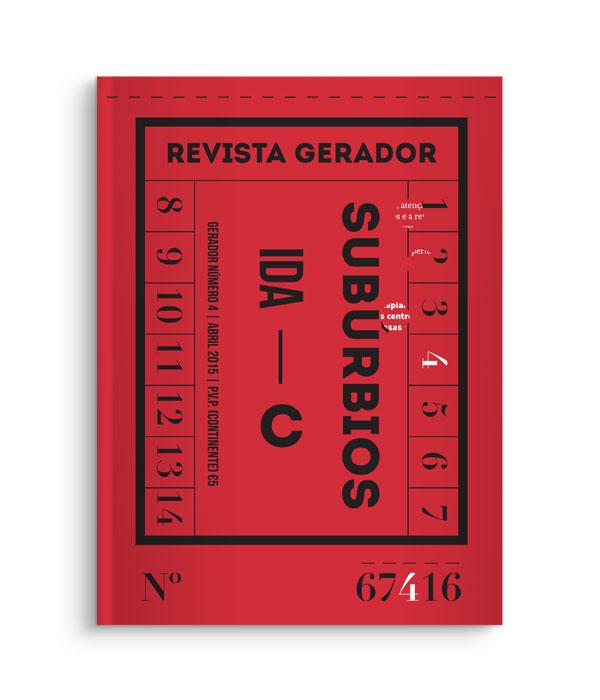 Revista#4 Gerador