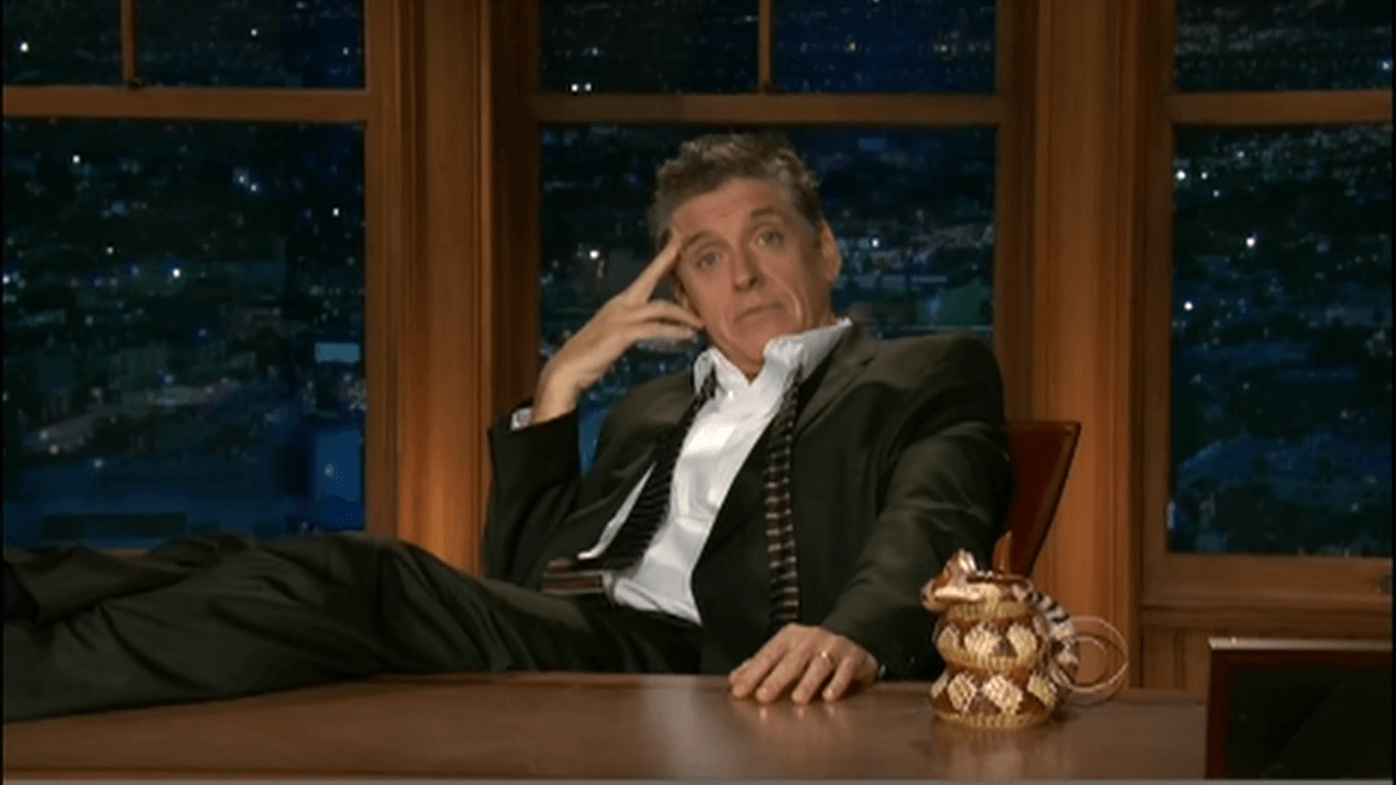Gerard Butler Interview with Craig Ferguson – Gerard ...