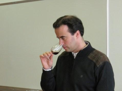 Manuel Lima, expert de l'IVDP
