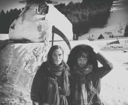 Florence Loiret-Caille et Audrey Fleurot