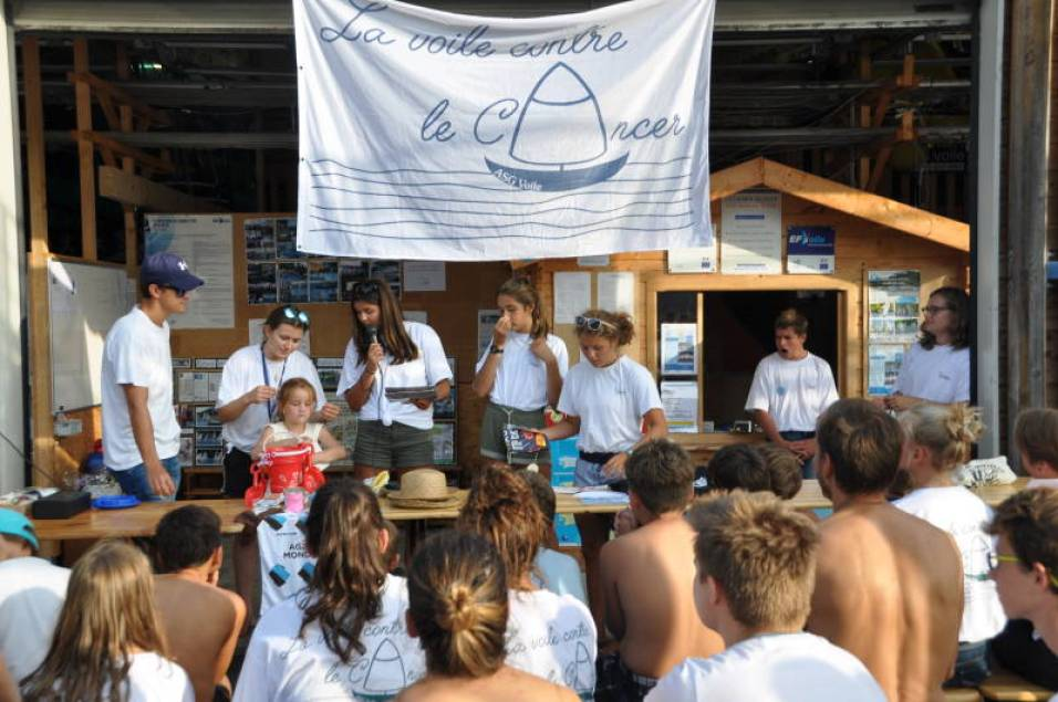 voile contre le cancer (1)