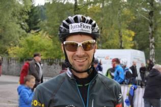 Maxime Laheurte a tenu à participer à l'hommage à son ex-coéquipier