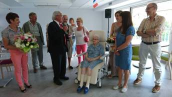 Georgette Thiery 100 ans Ehpad (2)
